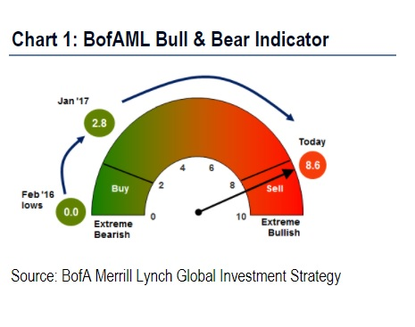 Bull/Bear index